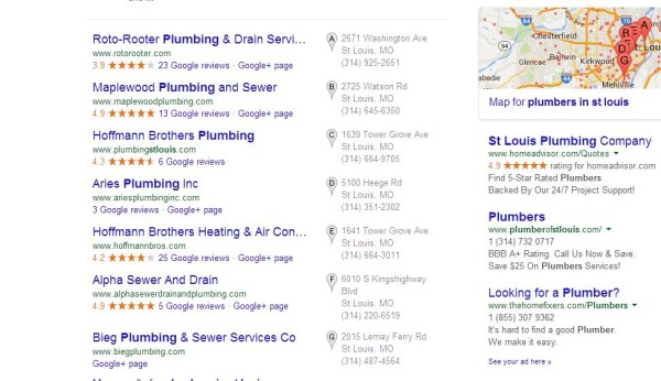 Local SEO Services Sample Seven Pack
